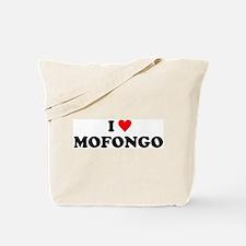 I Love Mofongo Tote Bag