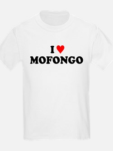 I Love Mofongo T-Shirt