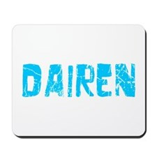 Dairen Faded (Blue) Mousepad