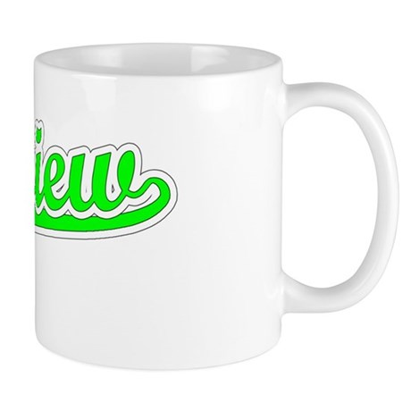 Retro Glenview (Green) Mug