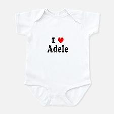 ADELE Infant Bodysuit
