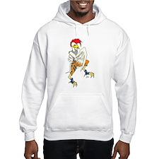 punk chicken Jumper Hoody