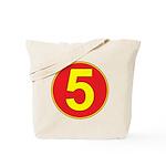 Mach 5 Tote Bag