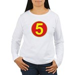 Mach 5 Women's Long Sleeve T-Shirt