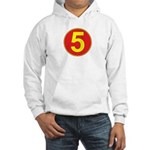 Mach 5 Hooded Sweatshirt
