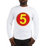 Mach 5 Long Sleeve T-Shirt
