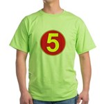 Mach 5 Green T-Shirt
