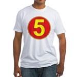 Mach 5 Fitted T-Shirt