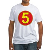 Car Fitted Light T-Shirts