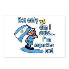 Cute and Argentine! Postcards (Package of 8)
