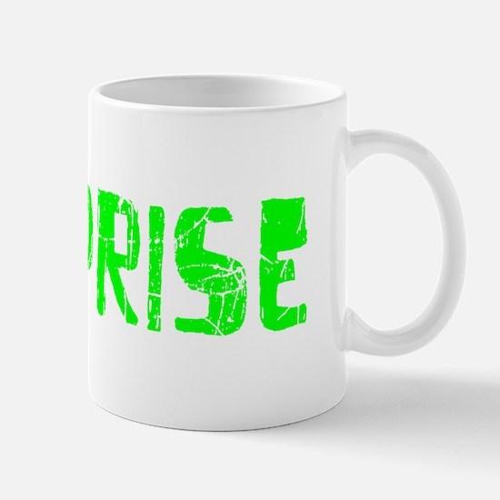 Surprise Faded (Green) Mug