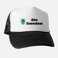The Ale Sweden Store Trucker Hat