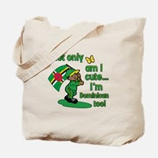 Cute and Dominican Tote Bag