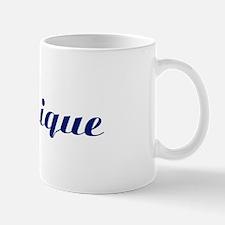 Classic Martinique (Blue) Mug
