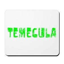 Temecula Faded (Green) Mousepad