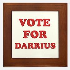 Vote for DARRIUS Framed Tile