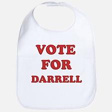 Vote for DARRELL Bib