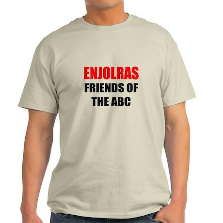 Enjolras Light T-Shirt