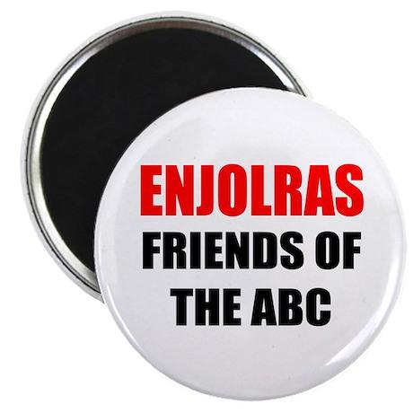 """Enjolras 2.25"""" Magnet (100 pack)"""