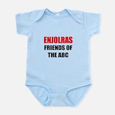 Enjolras Infant Bodysuit