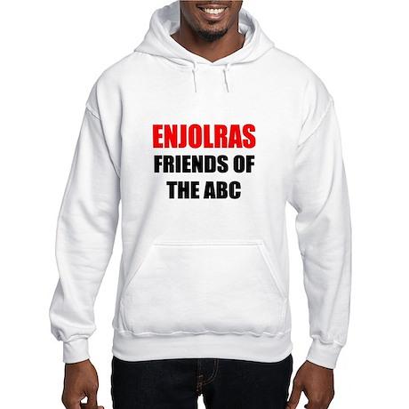 Enjolras Hooded Sweatshirt