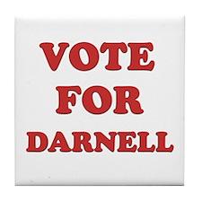 Vote for DARNELL Tile Coaster