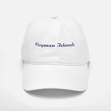 Classic Cayman Islands (Blue) Baseball Baseball Cap
