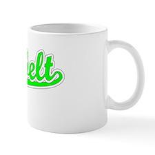 Retro Greenbelt (Green) Mug