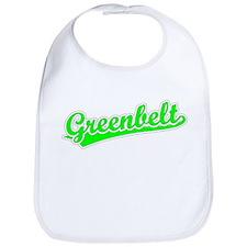 Retro Greenbelt (Green) Bib