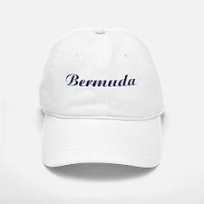 Classic Bermuda (Blue) Baseball Baseball Cap