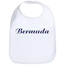 Classic Bermuda (Blue) Bib