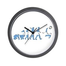 Argentina soccer futbol Wall Clock