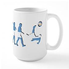 Argentina soccer futbol Mug