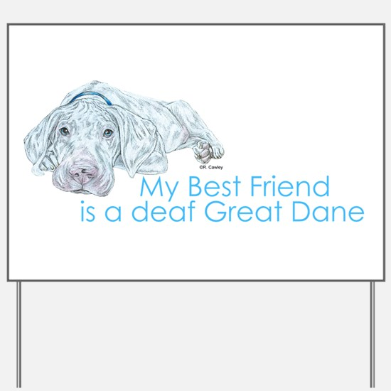 NWP BF Deaf Yard Sign