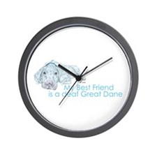 NWP BF Deaf Wall Clock