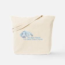 NWP BF Deaf Tote Bag