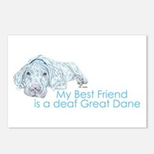 NWP BF Deaf Postcards (Package of 8)