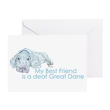 NWP BF Deaf Greeting Card