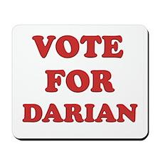 Vote for DARIAN Mousepad