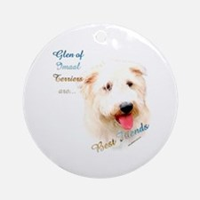 Imaal Best Friend1 Ornament (Round)