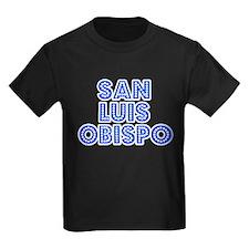 Retro San Luis Obi.. (Blue) T