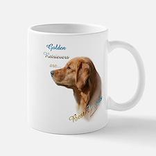 Golden Best Friend1 Mug