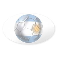 Argentina Football Decal