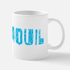 Guayaquil Faded (Blue) Mug