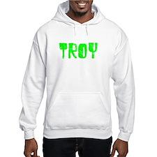 Troy Faded (Green) Hoodie