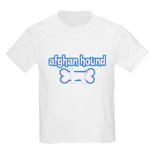 Powderpuff Afghan Hound T-Shirt