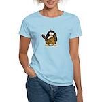 Caveman Penguin Women's Light T-Shirt