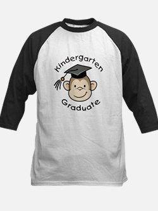 Monkey Kindergarten Graduate Tee