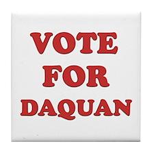Vote for DAQUAN Tile Coaster