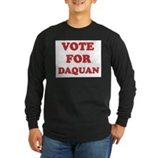Vote for DAQUAN T